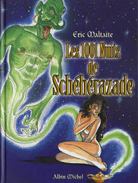 Cover Thumbnail for Les 1001 nuits de Schéhérazade (Albin Michel, 2001 series)
