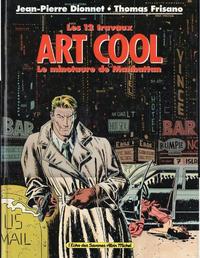 Cover Thumbnail for Les 12 travaux Art Cool (Albin Michel, 1990 series)