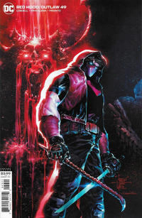 Cover Thumbnail for Red Hood: Outlaw (DC, 2018 series) #49 [Philip Tan Cover]