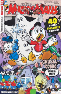 Cover Thumbnail for Micky Maus (Egmont Ehapa, 1951 series) #22/2020