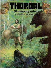 Cover Thumbnail for Thorgal (Egmont Polska, 1994 series) #18 - Słoneczny miecz