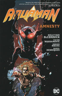 Cover Thumbnail for Aquaman (DC, 2019 series) #2 - Amnesty