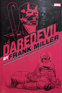 Cover Thumbnail for Daredevil by Frank Miller Omnibus Companion (Marvel, 2007 series)  [Second Edition]