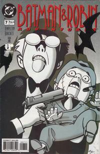 Cover Thumbnail for Batman & Robin Adventures (Universal Records Publishing, 1997 ? series) #7