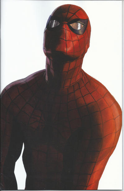 Cover for Amazing Spider-Man (Marvel, 2018 series) #50 (851) [Horror Variant - Aaron Kuder Cover]