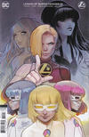 Cover Thumbnail for Legion of Super-Heroes (2020 series) #10 [Darko Lafuente Cover]