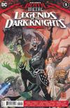 Cover Thumbnail for Dark Nights: Death Metal Legends of the Dark Knights (2020 series) #1 [Second Printing Tony S. Daniel Cover]