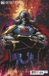 Cover Thumbnail for Dark Nights: Death Metal (2020 series) #4 [David Finch Darkseid Variant Cover]