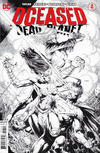 Cover Thumbnail for DCeased: Dead Planet (2020 series) #2 [Second Printing David Finch Black and White Cover]