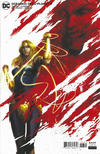Cover Thumbnail for DCeased: Dead Planet (2020 series) #3 [Francesco Mattina Cardstock Variant Cover]