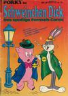 Cover for Schweinchen Dick (Willms Verlag, 1972 series) #52