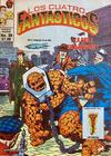 Cover for Los Cuatro Fantásticos (Novedades, 1980 series) #89