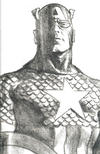 Cover Thumbnail for Captain America (2018 series) #23 (727) [Timeless Sketch Variant]