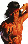 Cover for Shang-Chi (Marvel, 2020 series) #2 [Alex Ross 'Timeless']