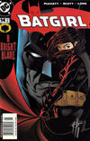 Cover for Batgirl (DC, 2000 series) #14 [Newsstand]