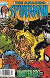 Cover for The Amazing Spider-Man (Marvel, 1999 series) #12 [Newsstand]