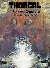 Cover Thumbnail for Thorgal (Egmont Polska, 1994 series) #21 - Korona Ogotaia [Wydanie II]