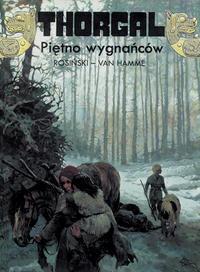 Cover Thumbnail for Thorgal (Egmont Polska, 1994 series) #20 - Piętno wygnańców [Wydanie II]
