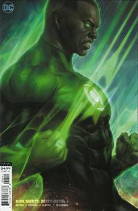 "Cover Thumbnail for Dark Nights: Death Metal (DC, 2020 series) #4 [Stanley ""Artgerm"" Lau John Stewart Variant Cover]"