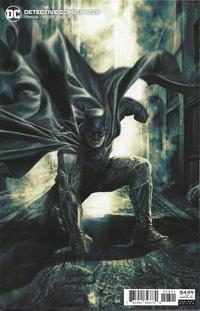 Cover Thumbnail for Detective Comics (DC, 2011 series) #1028 [Lee Bermejo Cardstock Variant Cover]