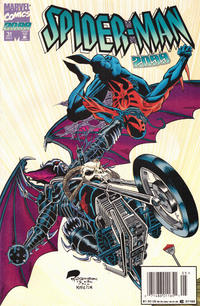 Cover Thumbnail for Spider-Man 2099 (Marvel, 1992 series) #31 [Newsstand]