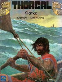 Cover Thumbnail for Thorgal (Egmont Polska, 1994 series) #23 - Klatka