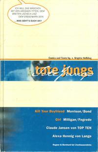 Cover Thumbnail for Tote Jungs (Rogner & Bernhard, 1999 series)