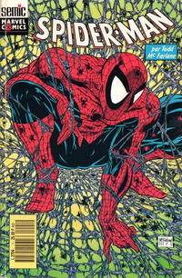 Cover Thumbnail for Spider-Man (Semic S.A., 1991 series) #1