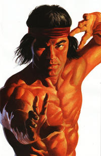 Cover Thumbnail for Shang-Chi (Marvel, 2020 series) #2 [Alex Ross 'Timeless']