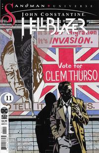Cover Thumbnail for John Constantine Hellblazer (DC, 2020 series) #11