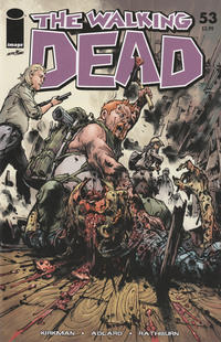 Cover Thumbnail for The Walking Dead #53 15th Anniversary (Image, 2018 series)