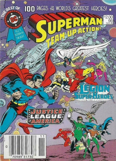 Cover for The Best of DC (DC, 1979 series) #66 [Direct]