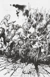 Cover Thumbnail for The Walking Dead #53 15th Anniversary (2018 series)  [Black & White Virgin Cover]