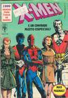 Cover for X-Men (Editora Abril, 1988 series) #15