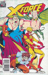 Cover for X-Force (Semic S.A., 1992 series) #4