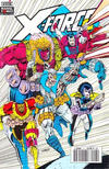 Cover for X-Force (Semic S.A., 1992 series) #5