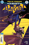 Cover for Batgirl (DC, 2016 series) #10 [Newsstand]