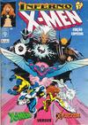 Cover for X-Men (Editora Abril, 1988 series) #48