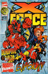 Cover for X-Force (Panini France, 1997 series) #27