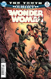 Cover for Wonder Woman (DC, 2016 series) #19 [Newsstand]