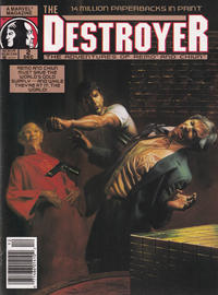 Cover Thumbnail for The Destroyer (Marvel, 1989 series) #2 [Newsstand]
