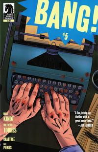 Cover Thumbnail for Bang! (Dark Horse, 2020 series) #5 [Matt Kindt Cover]