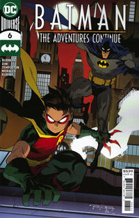 Cover Thumbnail for Batman: The Adventures Continue (DC, 2020 series) #6