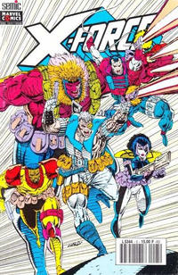 Cover Thumbnail for X-Force (Semic S.A., 1992 series) #5