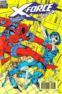 Cover Thumbnail for X-Force (Semic S.A., 1992 series) #7