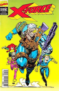 Cover Thumbnail for X-Force (Semic S.A., 1992 series) #14