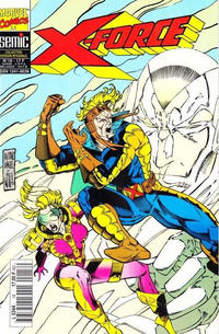 Cover Thumbnail for X-Force (Semic S.A., 1992 series) #18