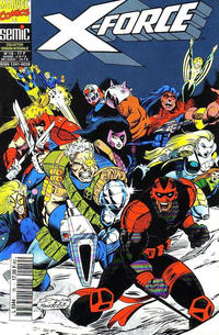 Cover Thumbnail for X-Force (Semic S.A., 1992 series) #19
