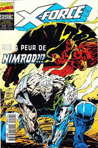 Cover Thumbnail for X-Force (Semic S.A., 1992 series) #20