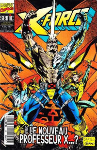 Cover Thumbnail for X-Force (Semic S.A., 1992 series) #21